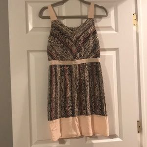 LOFT Patterned Sundress